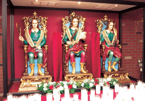 Feast of the Three Saints