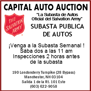 Capital Auto Auction Manchester NH