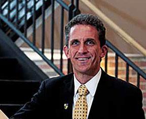NECC President Dr. Lane Glenn