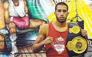 Yamarco Guzmán, de 22 años de edad, natural de Lawrence y entrenado en el Canal Street Boxing Gym, fue coronado Campeón Middleweight en una pelea llevada a cabo en el Gleason's Boxing Gym de Brooklyn, NY contra Jimmy Baldwin el 23 de Julio, 2016. Lawrence's New Champ Twenty-two-year-old Yamarco Guzman, a native of Lawrence who trained at the Canal Street Boxing Gym, was crowned Middleweight Champion in a fight held at Gleason's Boxing Gym in Brooklyn, NY against Jimmy Baldwin on July 23rd, 2016.