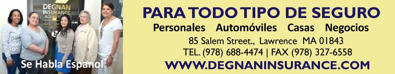 Degnan Insurance - 978-688-4474